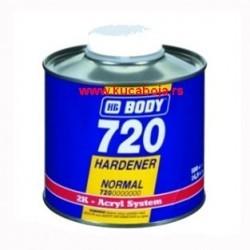 BODY 720 HARDENER 0.5L NORMAL
