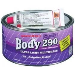 BODY 290  2K ULTRA LIGHT MULTIFILLER 1L