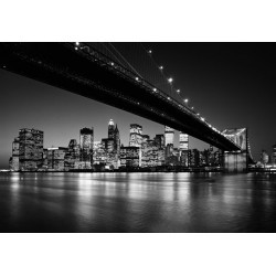 FOTOTAPET MANHATTAN SKYLINE...