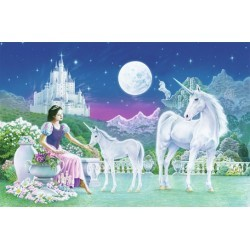 POSTER UNICORN PRINCESS 652