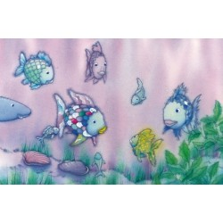 POSTER THE RAINBOW FISH  683