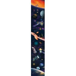 SAMOLEPLJIV POSTER PLANET UNIVERSE  74505