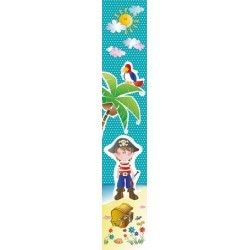 SAMOLEPLJIV POSTER LITTLE  PIRATE  74506