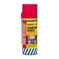 SARATOGA START SPREJ 200ML