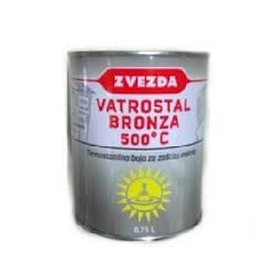ZVEZDA VATROSTAL 500C 0.75L